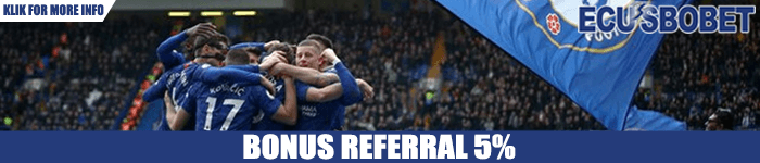 Bonus Referral Member 5%